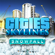 Cities: Skylines Snowfall DLC