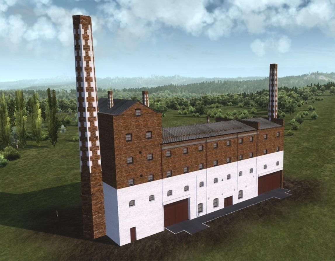 Пищевой завод